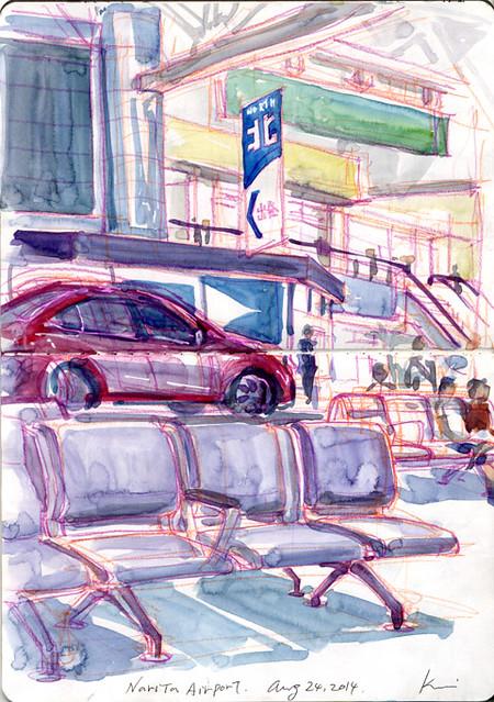 Narita airport-4