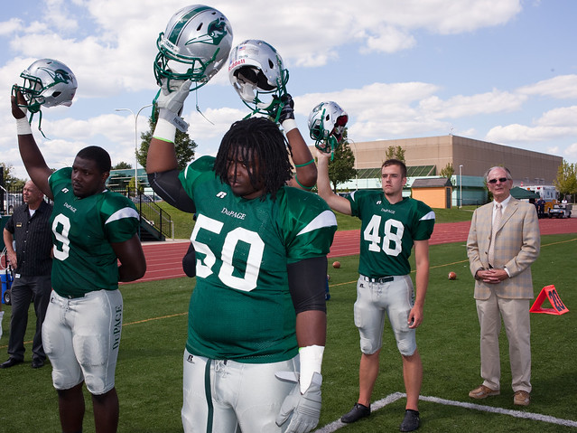 College Of Dupage Football Roster 119