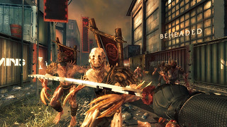 Shadow Warrior on PS4