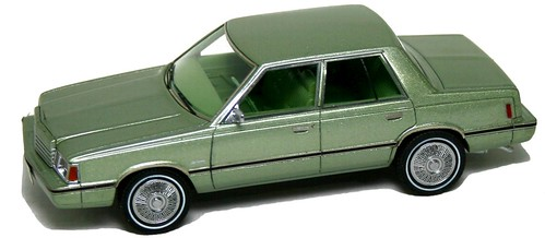 38 NEO Dodge Aries K-car 1983