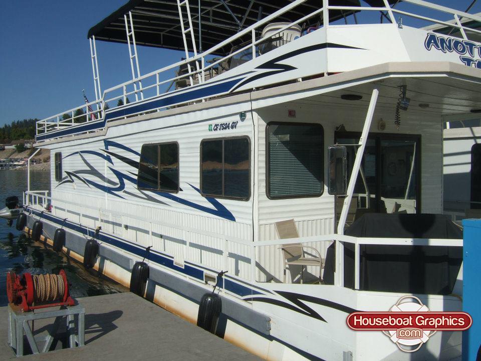 Houseboatgraphicscoms Most Interesting Flickr Photos Picssr - Houseboats vinyl numbers