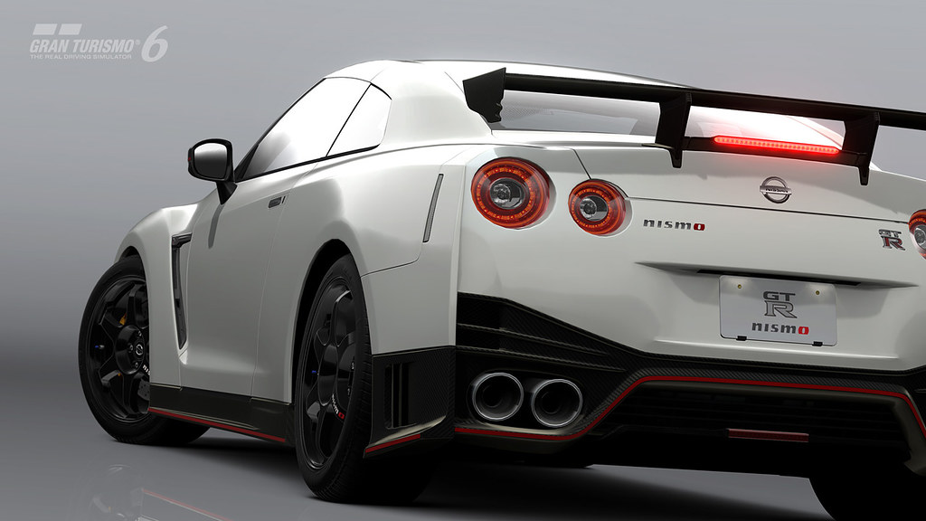 Nissan GT-R NISMO Edition