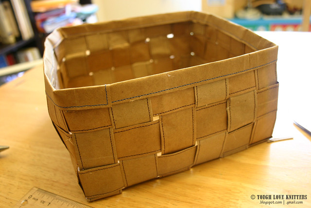 Paper Bag Basket (39)