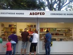1ª Feria del Disco de Palencia. Sept. 2104