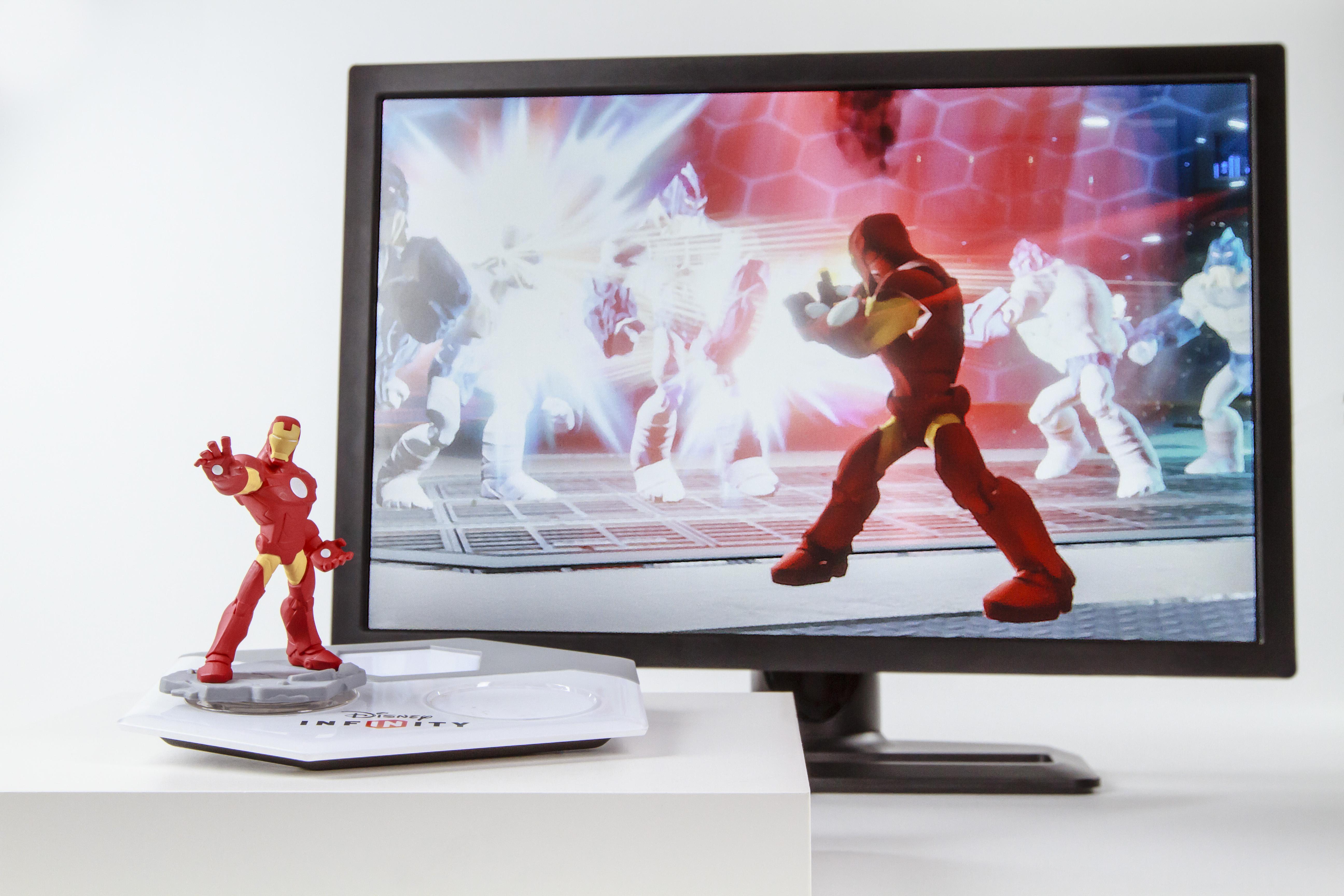 Disney Infinity 2.0 Marvel Super Heroes - Iron Man