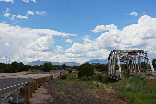 Bridge - Route 66, Winona. Arizona