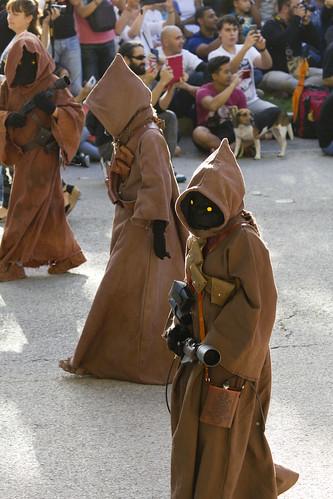 Moradores de las arenas