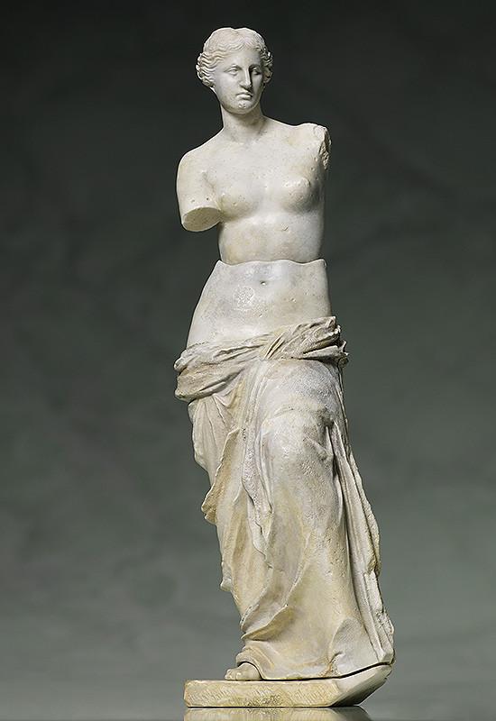 figma 「桌上的美術館」米洛的維納斯