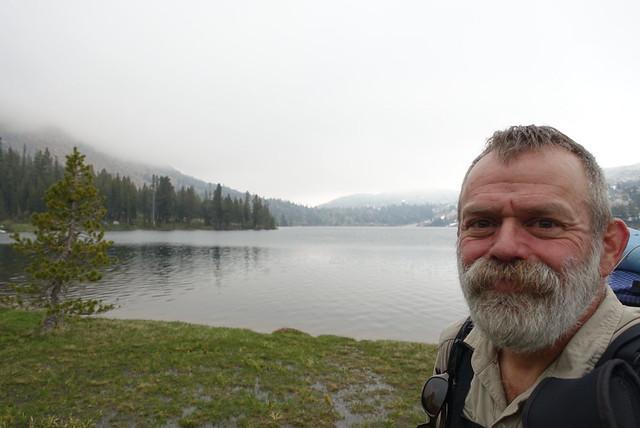 Me at Dorothy Lake
