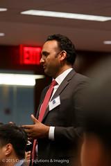 "Baruch College Alumni Association Alumni Forum: ""Investment Banking in the New Millennium"" April 29, 2015"