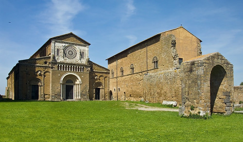 Tuscania - Viterbo - chiesa di San Francesco
