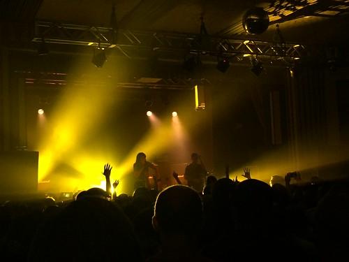 Sleigh Bells (8/31/16)