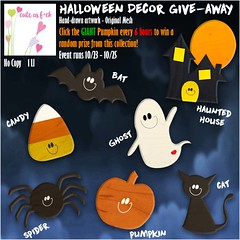 ::cute as f*ck:: In-Store Halloween Give Away