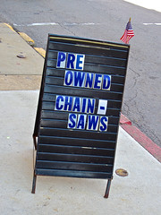 Pre-Owned Chain Saws, Wheeling, WV