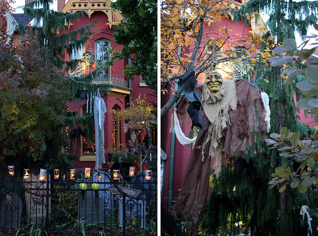 House Halloween Cabbagetown