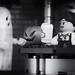Ghosts need coffee too.....