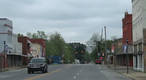 downtown smalltown beebe arkansas