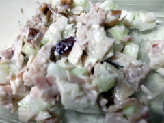 Turkey Salad.