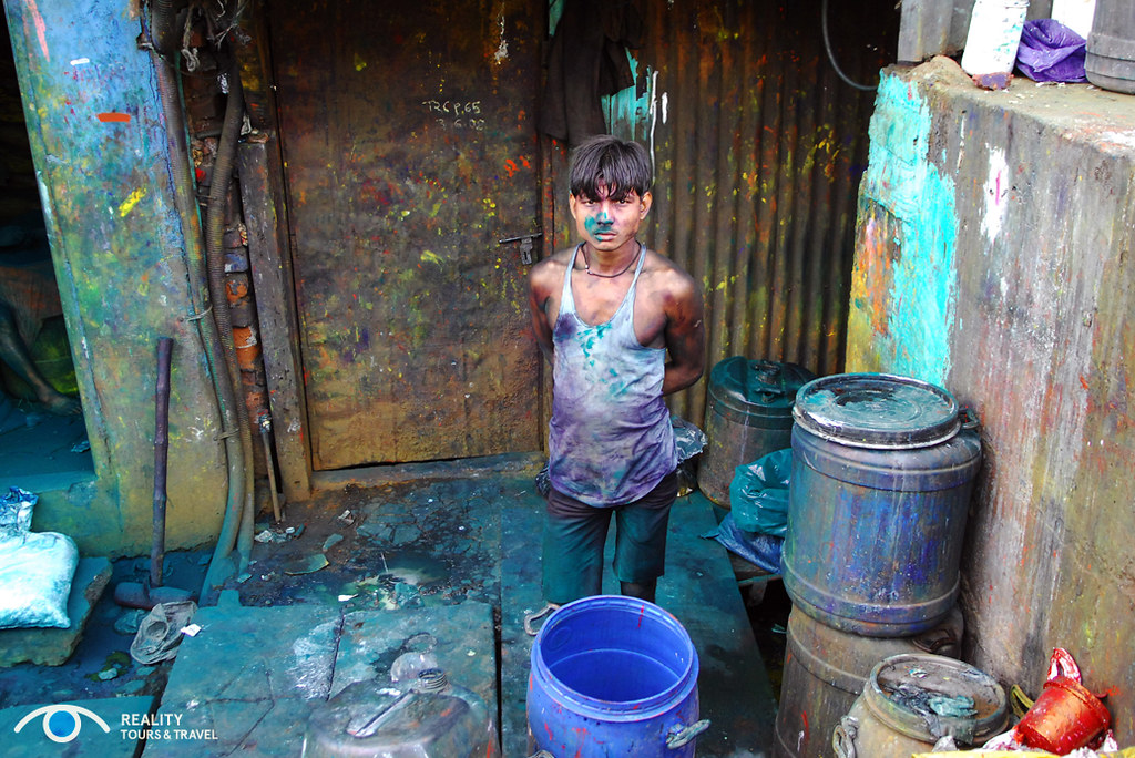 Paint Barrels Recycling