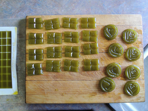 How to Make Medicinal (Green) Candy (UPDATED)