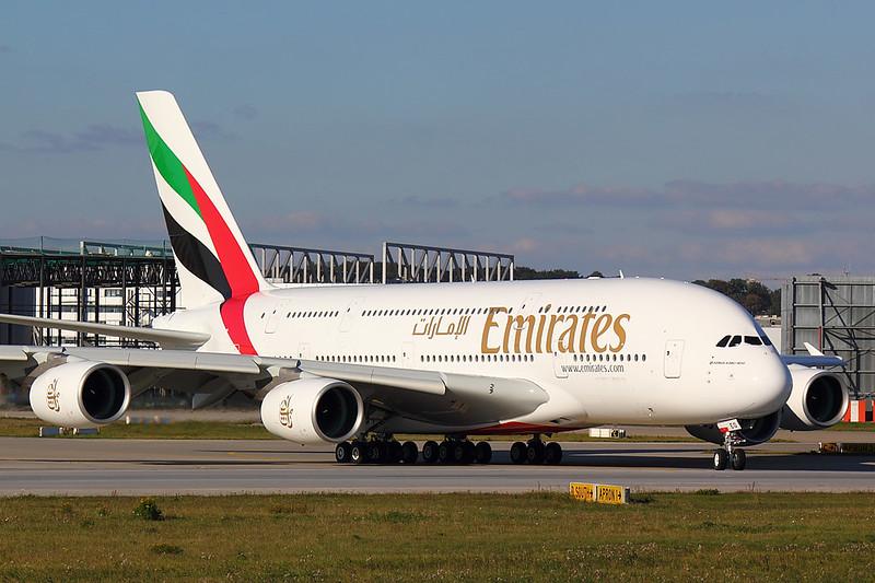 Emirates - A388 - F-WWAX (1)