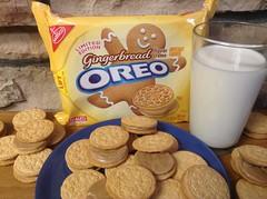 Oreo Cookies, Gingerbread