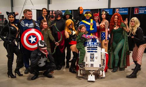 Ottawa Comiccon 2014 - Sunday