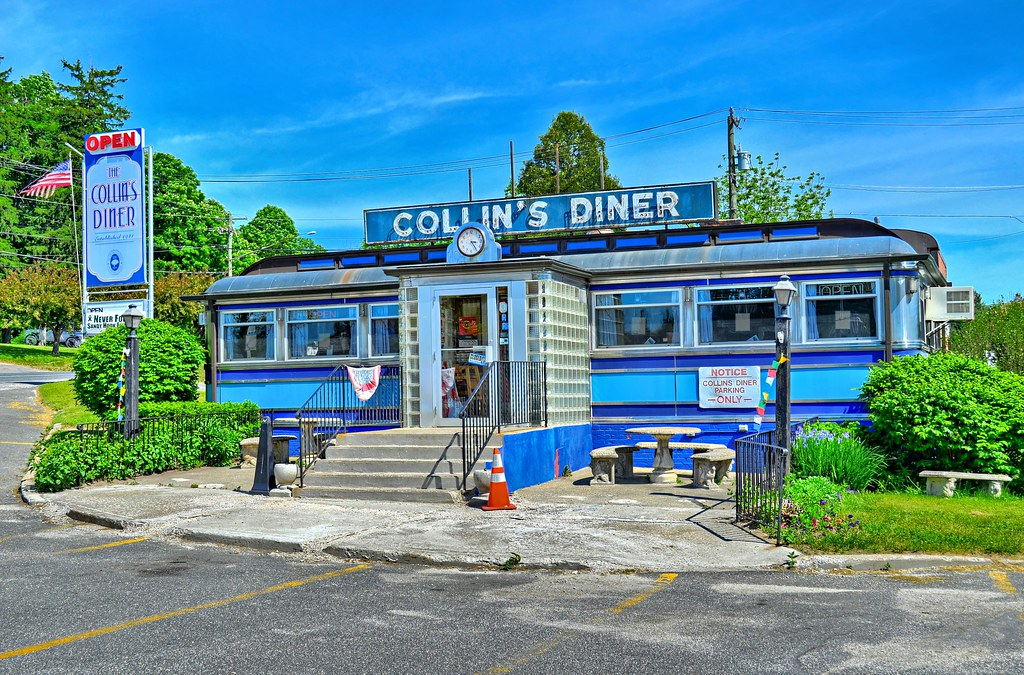 Collin's Diner Canaan CT