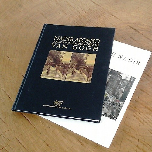 Nadir Afonso on the life and work of Van Gogh