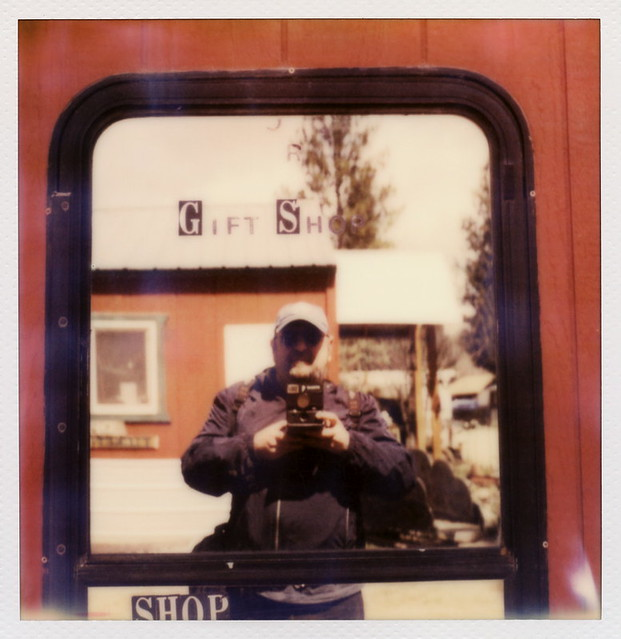 Idaho City Selfie
