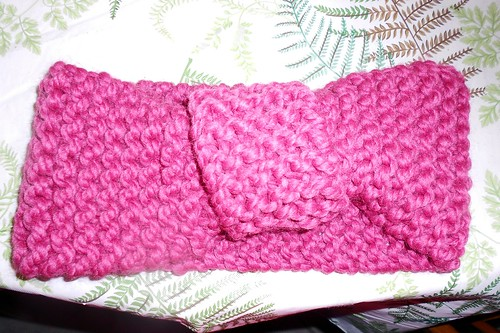 Knit Headwrap