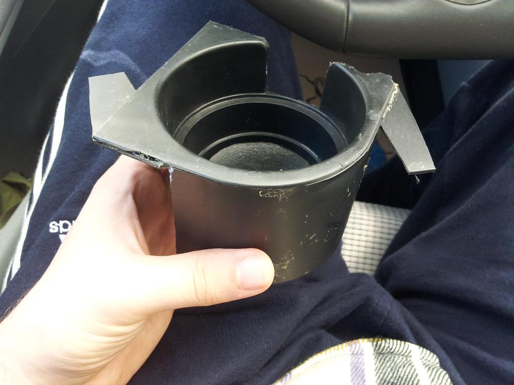 Peugeot 5008 Cup Holder