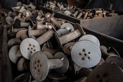 Bobbins | Lonaconing Silk Mill | Lonaconing MD