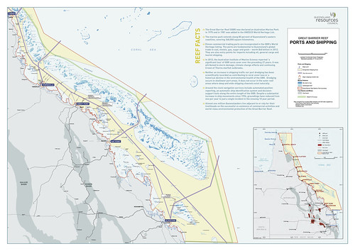 Great Barrier Reef Ports and Shipping - Queensland Resources Council (QRC)
