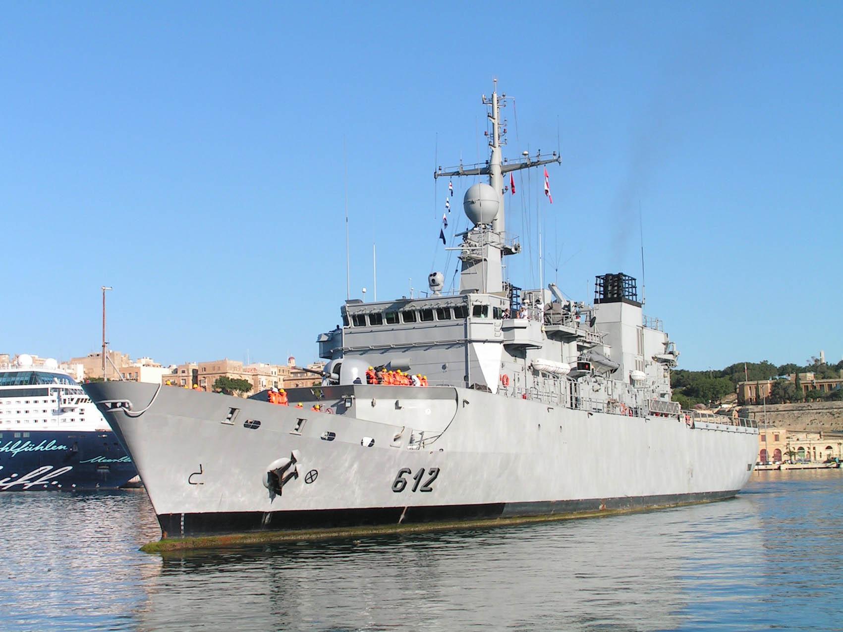 Royal Moroccan Navy Floréal Frigates / Frégates Floréal Marocaines - Page 10 14303115558_dd1d687c31_o