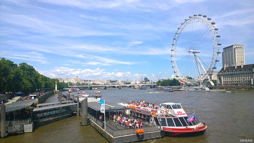 I Eye London Eye - IMRAN™ -- 400+ Views!