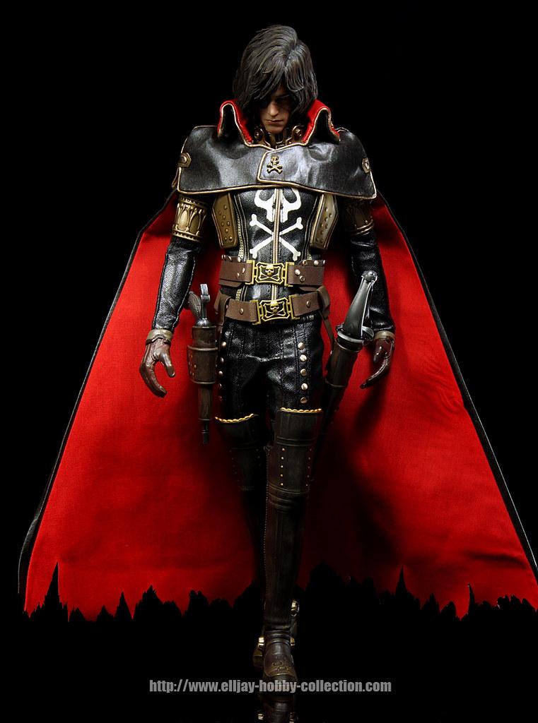 Captain Harlock with Throne of Arcadia @ HT MMS  Mr