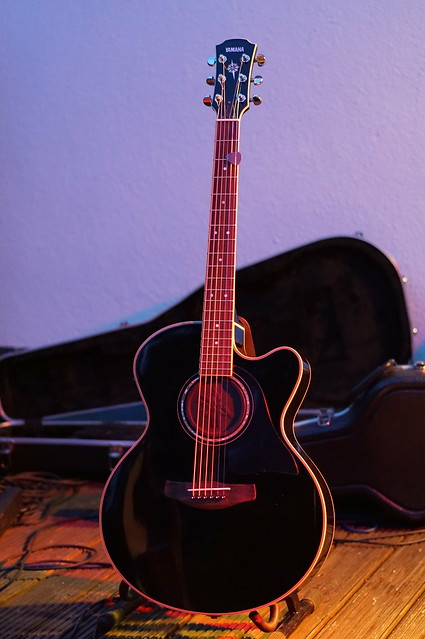 Photo:Yamaha Gitarre By 1ffischer