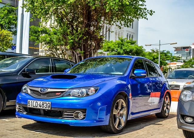 Subaru Impreza WRX STI (GR)