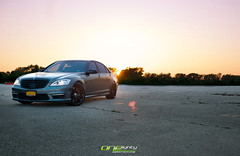 Mercedes-Benz S63 W221 by ONEighty