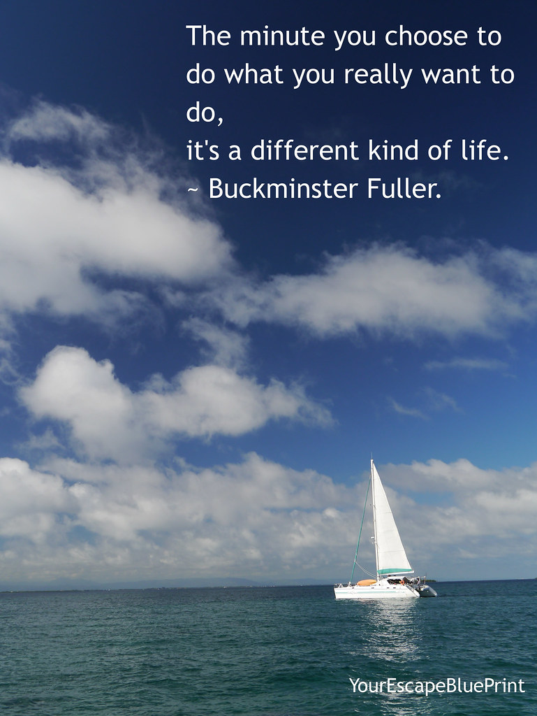 Quotes About Sailing And Life Travel & Inspirational Quotes  Your Escape Blueprint