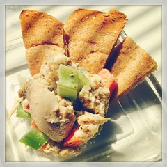 Chicken Salad Complete! | #chickensalad #food #yum…