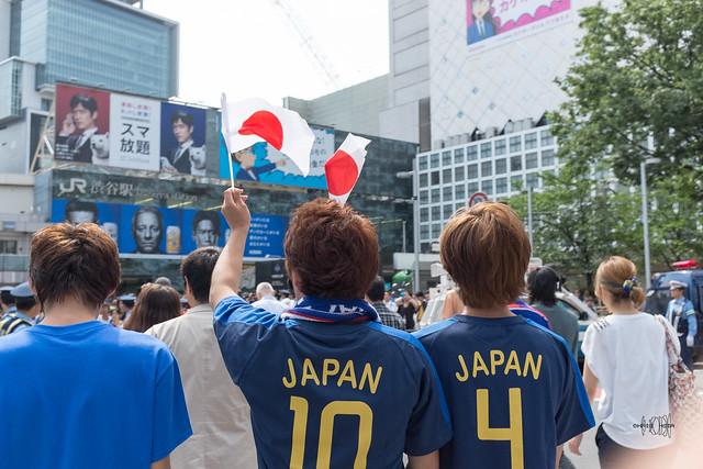 Samurai Blue サムライ・ブルー #WorldCup