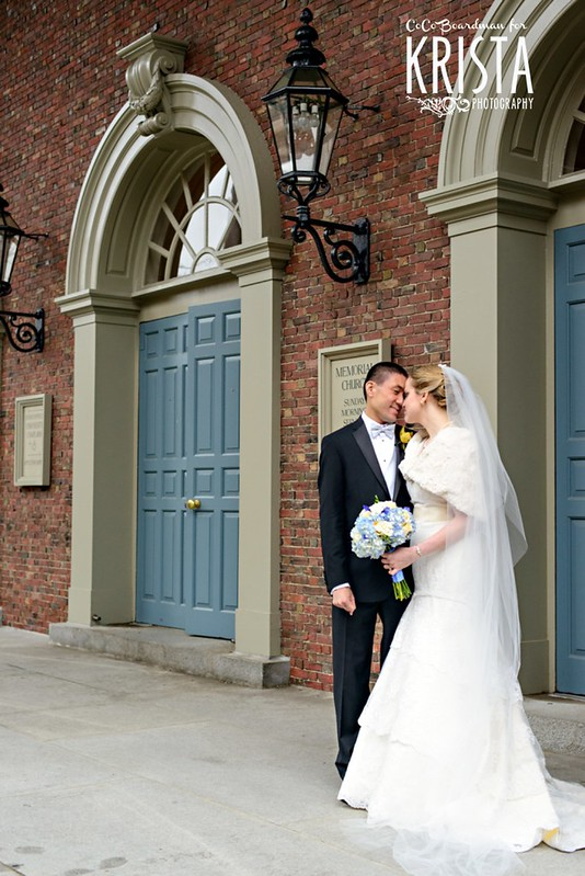 Harvard Faculty Club Wedding