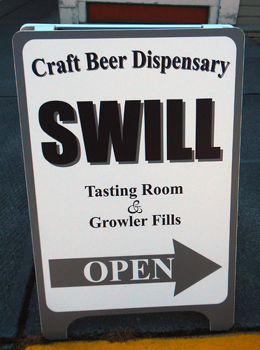 Anacortes Swill Craft Beer Dispensary