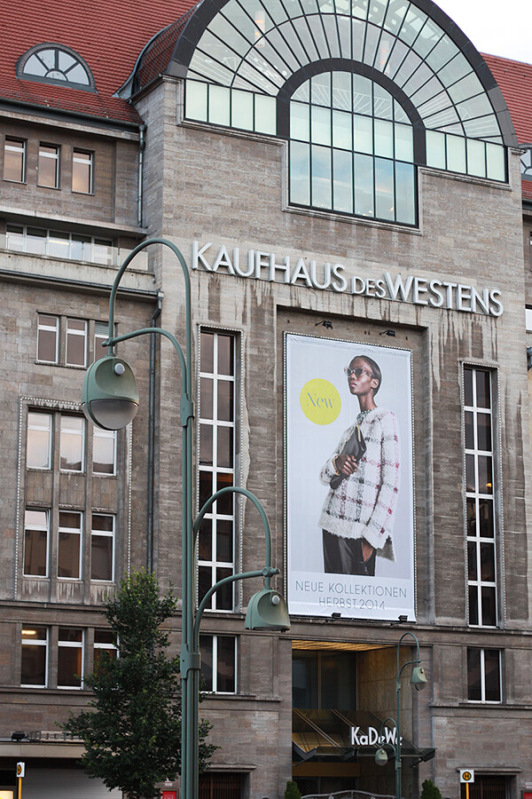 KaDeWe Kaufhaus des Westens