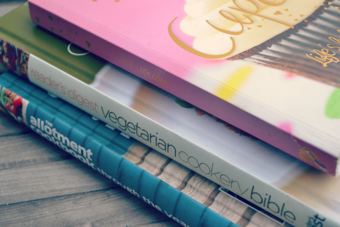 veggie cookbooks uk