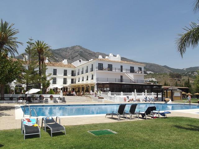 Hotel hacienda puerto del sol mijas swimming pool - Hotel puerta del sol mijas ...