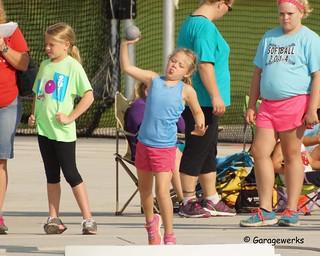 Iowa Games 2014, Track & Field