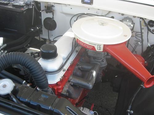 1961 Ford F100 engine